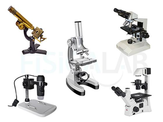 c022827bbc Tipos de microscopios