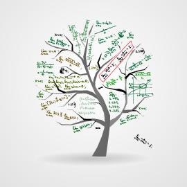 Árbol de conocimiento matemático
